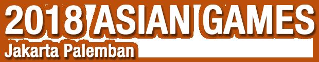 2018 ASIAN GAMES Jakarta Palemban