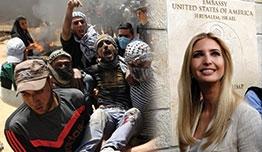 [영상] 예루살렘 미국대사관 개관일에 생긴 비극