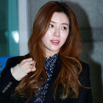 임신 4개월 차 예비엄마 배우 박한별! '화보 찍으러 하와이가요~!'
