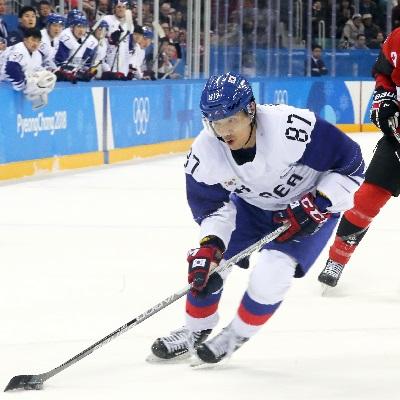 꺼지지 않은 투혼, 한국 남자 아이스하키 대표팀