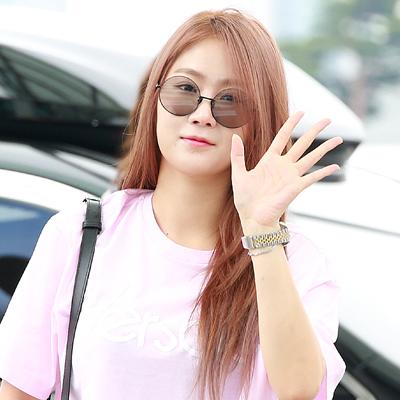 가수 소유, '2018 태국 K-콘텐츠 엑스포' 참석 차 출국!