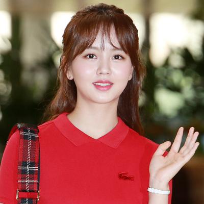 배우 김소현, '일본 첫 팬미팅 참석하러 가요~'