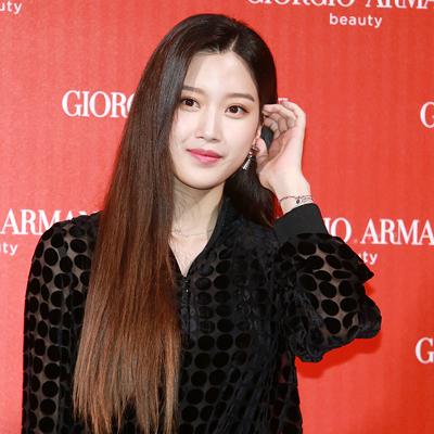 한국 방문한 세계적인 톱 모델 바바라 팔빈!