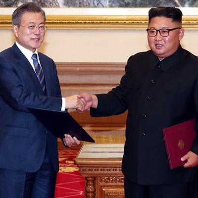 평양 남북정상회담 둘째날