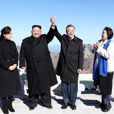 평양 남북정상회담 셋째날