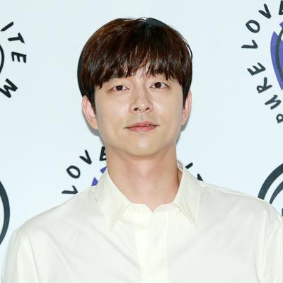 배우 공유, 잘생김이 '화이트 머스크'