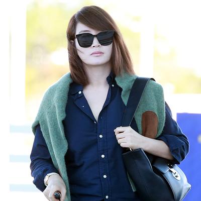 배우 김혜수, '패션쇼 참석 차 뉴욕으로 떠나요~'