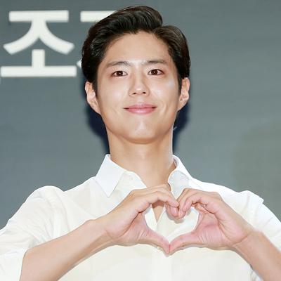 배우 박보검, '그가 선택한 건조기는 무엇?'