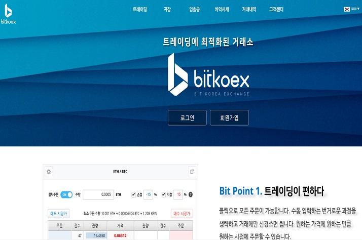 암호화폐 거래소 빗코엑스, 회원 정보 유출…KISA 조사
