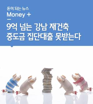 [중도금 대출규제] 9억 넘는 강남 재건축...중도금 집단대출 못받는다