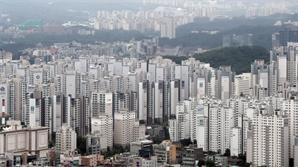 수도권-지방 아파트값 격차 2년새 최대로