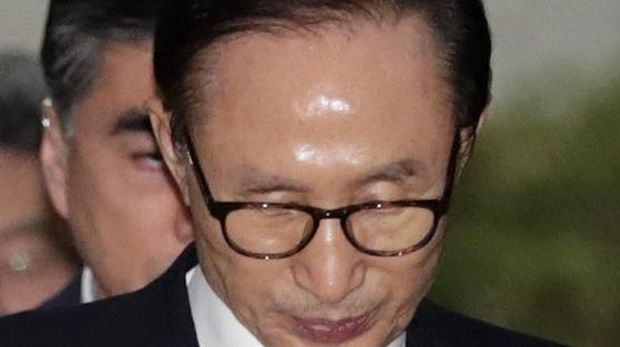 """檢 """"오늘 MB 조사 안해""""… 조만간 '옥중조사'"""
