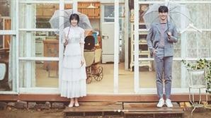 """[SE★이슈] 노지훈♥이은혜, '6년 친구→결혼·임신'…""""꽃길만 걷자"""""""