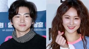 """[공식입장] 이주승 측 """"손은서와 열애 맞다…최근 연인 발전"""""""