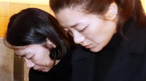 '갑질논란' 10일만에 조현민·조현아 사퇴