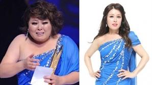 [SE★PIC] '같은 옷 다른 느낌' 홍지민, 입이 떡 벌어지는 29kg 감량 전후