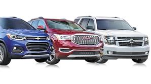 6종 라인업 투입…한국GM 'SUV 명가' 선언