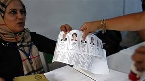 터키 동시선거 시작...에르도안 '21세기 술탄' 오를까