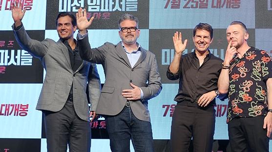 """[종합] '미션 임파서블'6 톰 크루즈의 목숨 건 액션..""""오직 관객을 위해"""""""