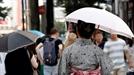 일본도 폭염에 '지글지글'…도쿄 사상 처음 40도 돌파
