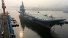 중국이 툭하면 서해에 항공모함 띄우는 '무서운 속내'