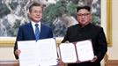 金 '핵없는 한반도' 첫 육성 언급…보유핵 폐기는 빠져