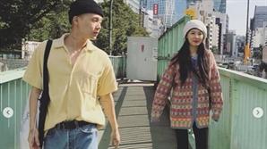 """'현아♥이던, 퇴출 논란에도 """"여전히 사랑해"""" 커플 일상 공개"""