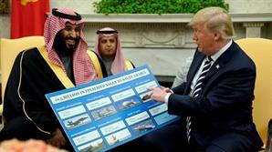 [겉과 속 다른 트럼프]'언론인 암살 의혹' 사우디엔 말로만 처벌...무기수출 지속