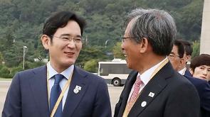 [평양정상회담] 이재용 첫 방북…삼성도 北과 '경협인연' 맺나