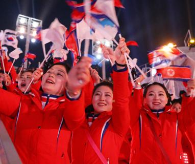 北응원단, 오늘 북한으로 귀환…19일에 걸친 방남 '마침표'