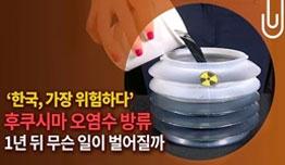 """""""1년 내 동해 유입"""" 후쿠시마 오염수 방류하면 벌어지는 일[썸오리지널스]"""