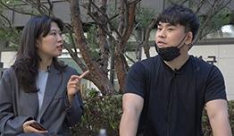 """""""북한 출신 숨길 필요 있나요"""" 밀레니얼 새터민의 생각[위고:컨택트]"""