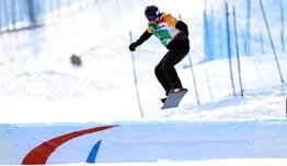 '불가능은 없다' 패럴림픽 스노보드 대표팀