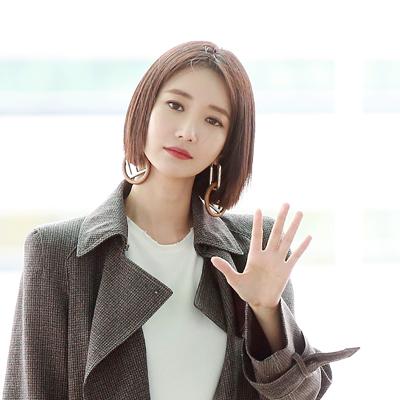 배우 고준희, '밀라노 컬섹션 참석하러 가요~'