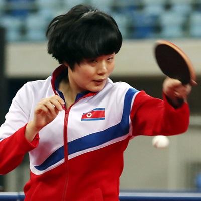 南男北女, ITTF 그랜드파이널스 혼합복식 출전 연습