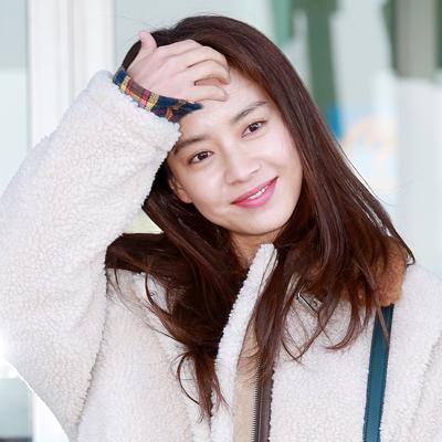 송지효, '2018 싱가포르 한류박람회' 홍보대사로서 참석하러 가요~