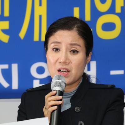 해명하는 박소연 케어 대표