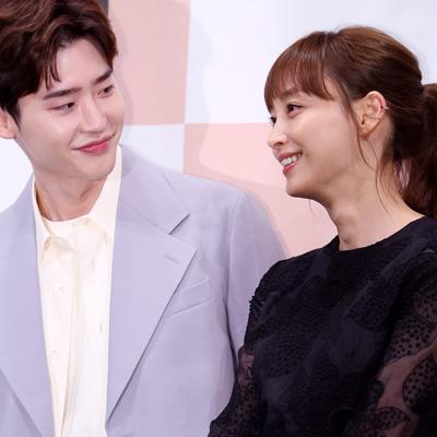이나영-이종석-정유진-위하준, tvN 주말드라마 '로맨스는 별책부록' 제작발표회