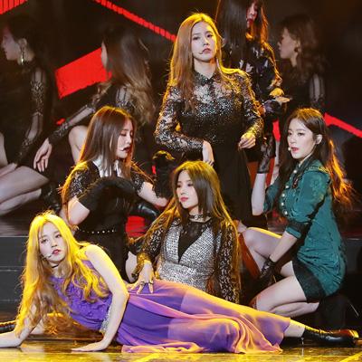 트와이스-아이즈원-레드벨벳-세븐틴, 제8회 가온차트 뮤직어워즈