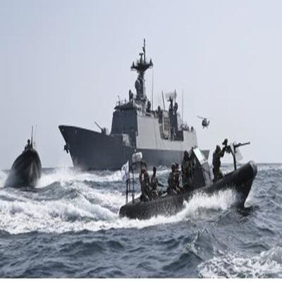국군 역사상 처음으로 전투함으로 구성된 해외 파병부대인 청해부대가 13일로 파병 10주년을 맞는다. 청해부대는 현재 28진 최영함이 소말리아 해역에서 임무를 수행하고 있다. 지난 20일 기준으로 청해부다의 항해 거리는 지구 약 49바퀴를 돈 거리이며 호송 및 안전항해를 지원한 선박은 2만 1,895척이다.