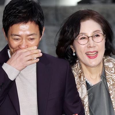 유이-이장우-최수종-정재순-진경-박상원, KBS 2TV 드라마 '하나뿐인 내편' 종방연