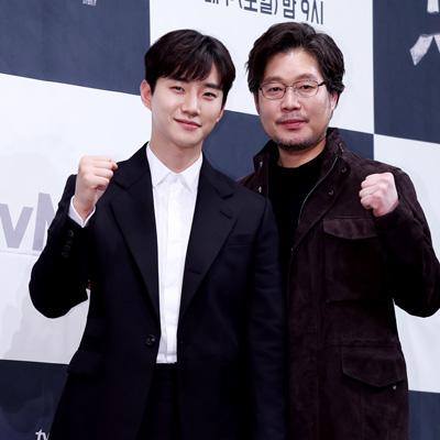 이준호-유재명-신현빈-남기애, tvN 토일드라마 '자백' 제작발표회