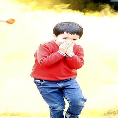 '민방위 날' 어린이들도 화재 대응 훈련