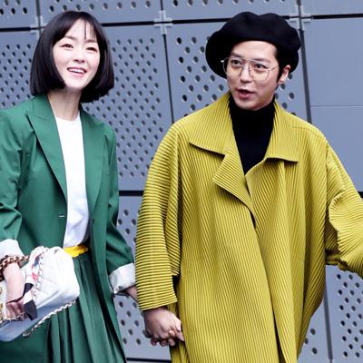 윤혜영-오현경-전효성-박시연, 2019 F/W 서울패션위크 미스지콜렉션 패션쇼