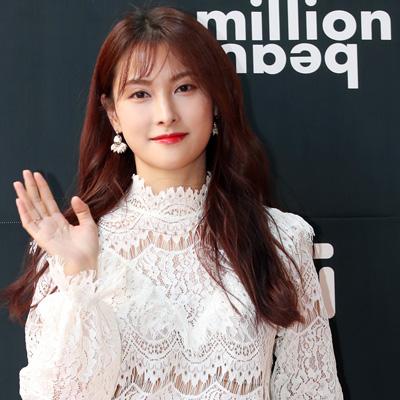 박규리-임은경-최설화-문지인-류세비, 밀리언뷰티 론칭 행사