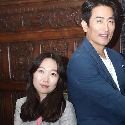 전혜림, 휴먼 다큐 영화 옹알스 공동 연출 (인터뷰 포토)