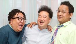 조준우-채경선-조수원,  '옹알스' 라스베가스 도전기 (인터뷰 포토)