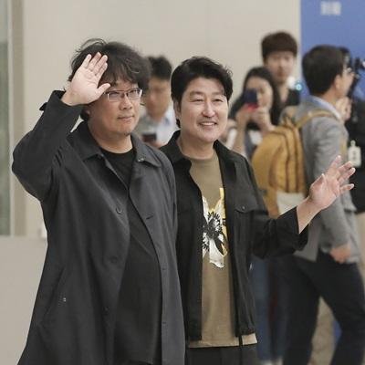 '칸의 남자' 봉준호 감독, 영화 '기생충'으로 황금종려상 수상