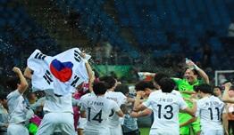 한국, U-20 월드컵 사상 첫 결승행
