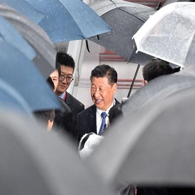G20 정상회의, 오사카 도착한 각국 정상들